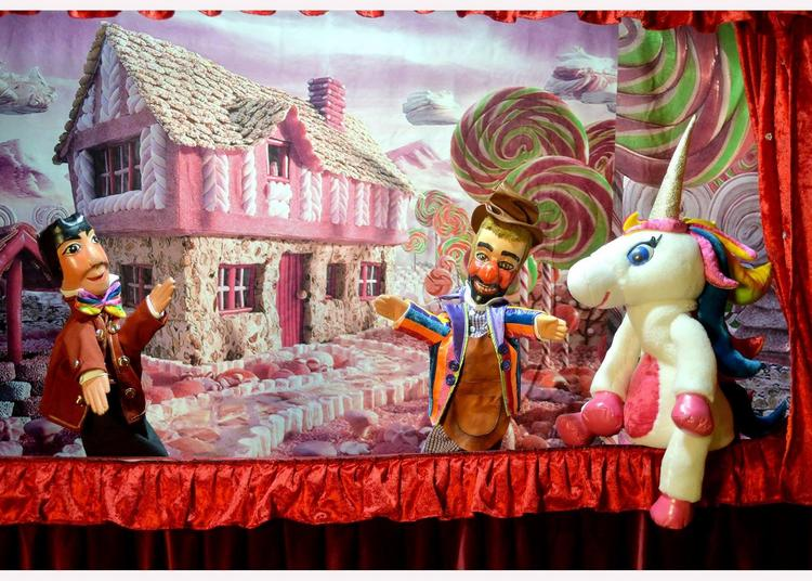 Guignol le Secret de la Licorne à Annonay