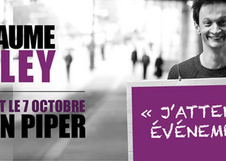 Guillaume Farley à Paris 11ème