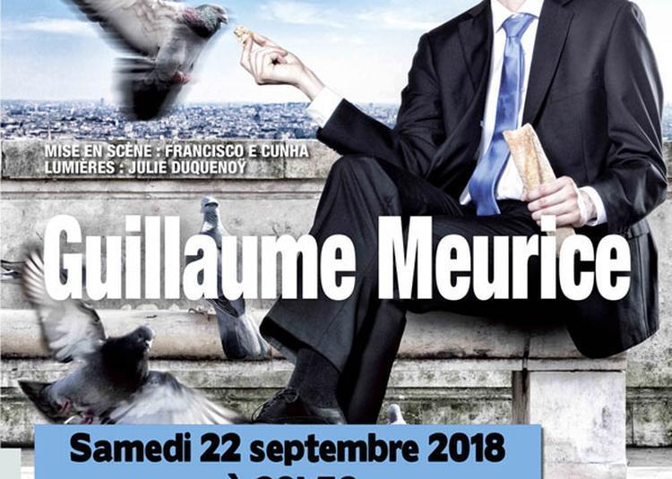 Guillaume Meurice à L'Union