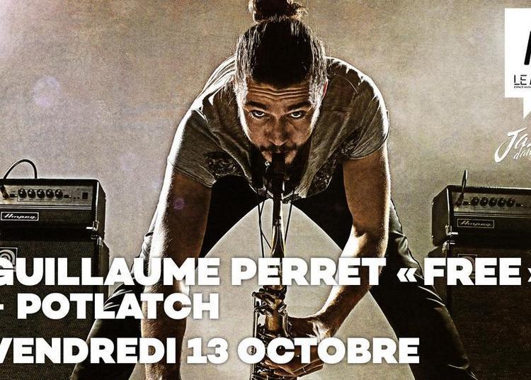 Guillaume Perret + Potlatch à Audincourt