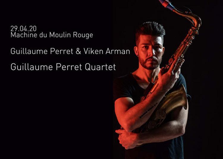 Guillaume Perret / Viken Arman à Paris 18ème