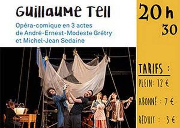 Guillaume Tell à Revin