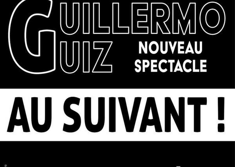 Guillermo Guiz à Clermont Ferrand
