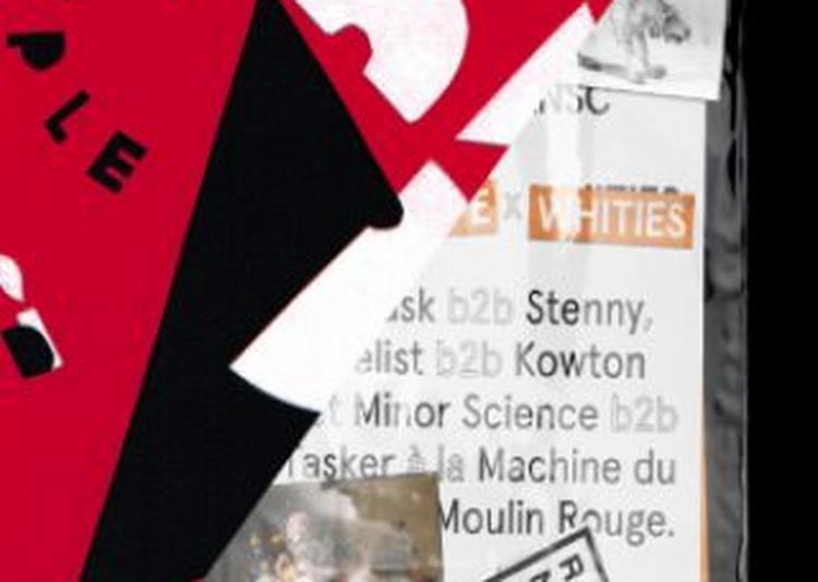Guilty Dogs & Rnsc + Dada Temple 2 Ans à Paris 18ème
