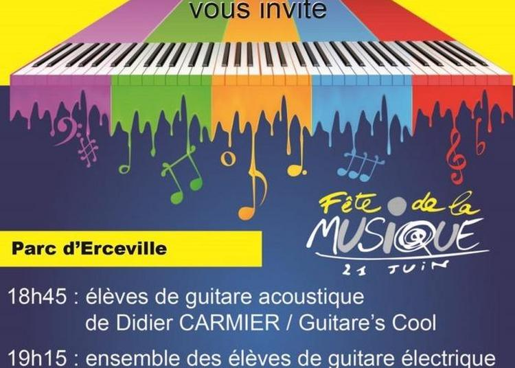 Guitare's Cool / Loukianov / Blue Pinkies à Vulaines sur Seine