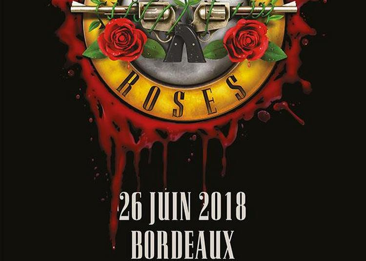 Guns N' Roses à Bordeaux