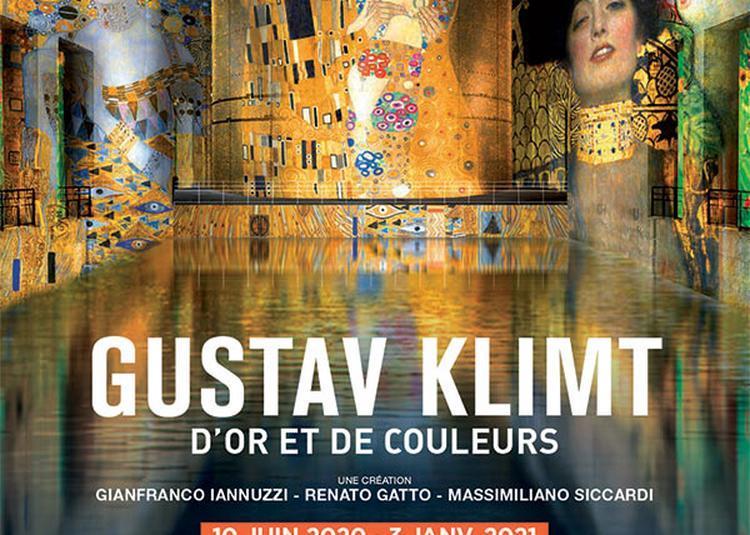 Gustav Klimt, D'or Et De Couleurs à Bordeaux