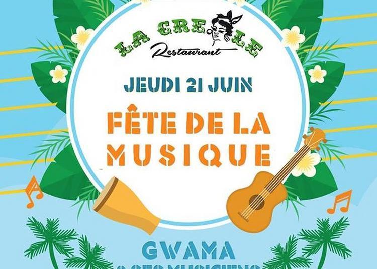 Gwama Et Ses Musiciens à Paris 14ème
