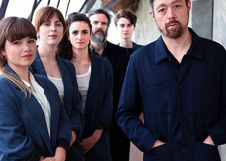 H Burns & The Stranger Quartet à Hyeres