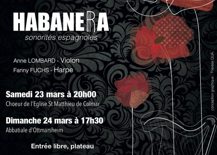 Habanera - sonorités espagnoles à Ottmarsheim