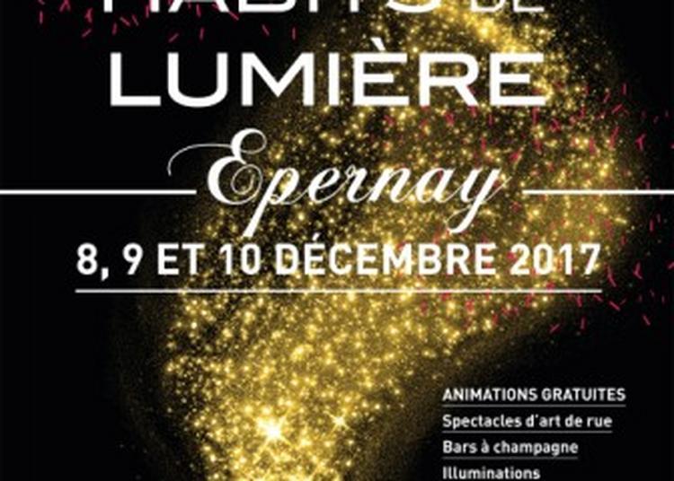 Habits de Lumière 2017 à Epernay