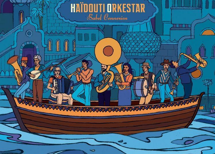 Haidouti Orkestar à Fontenay le Comte