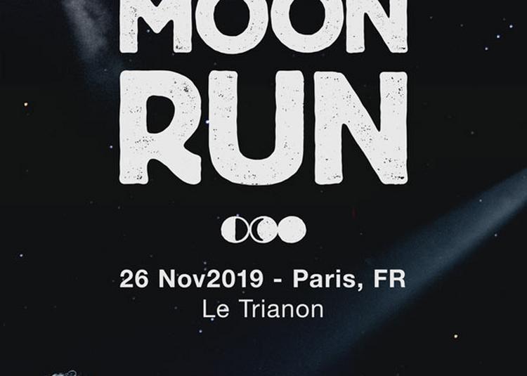 Half Moon Run à Paris 18ème