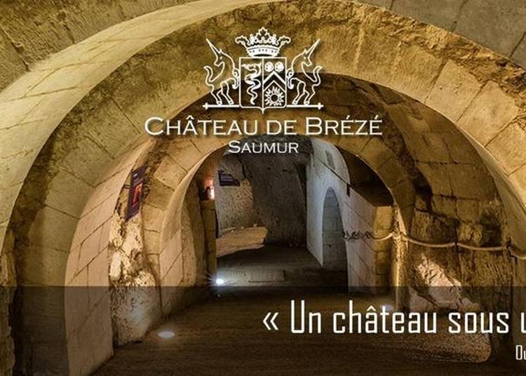Halloween au château de Brézé à Breze