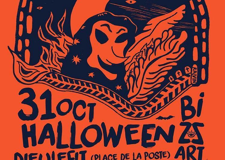 Halloween Bizz'Art à Dieulefit