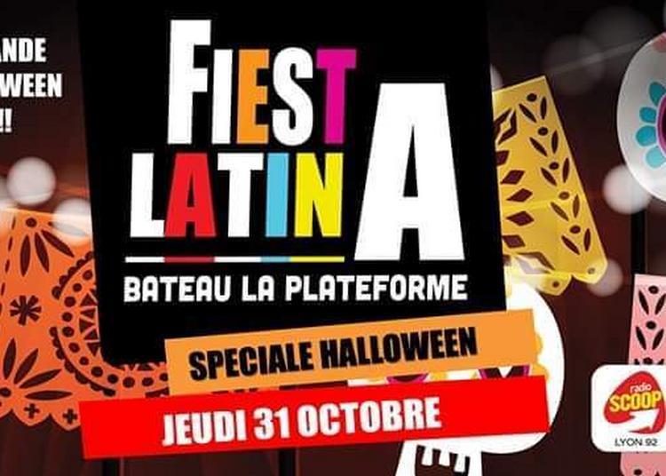 Halloween Latino à Lyon