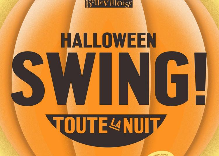 Halloween Swing à Paris 20ème