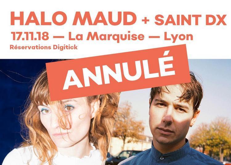 Halo maud et saint dx à Lyon