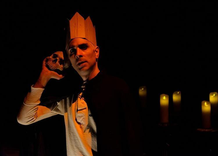 Hamlet | d'après William Shakespeare | Compagnie des Dramaticules à Chartres