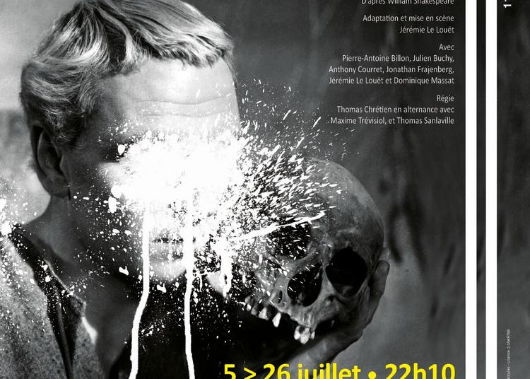 Hamlet, Fête Macabre D'après William Shakespeare à Avignon