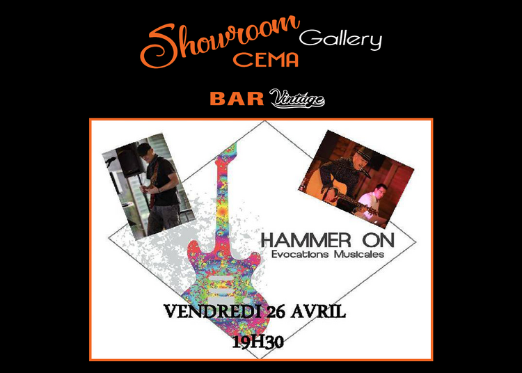 Hammer ON - Showroom Gallery CEMA à Borderes sur l'Echez