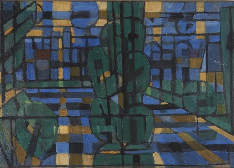 Hans Seiler (1907-1986), L'espace Recomposé à Vannes
