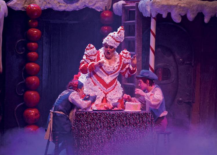 Hansel Et Gretel à Noisy le Grand