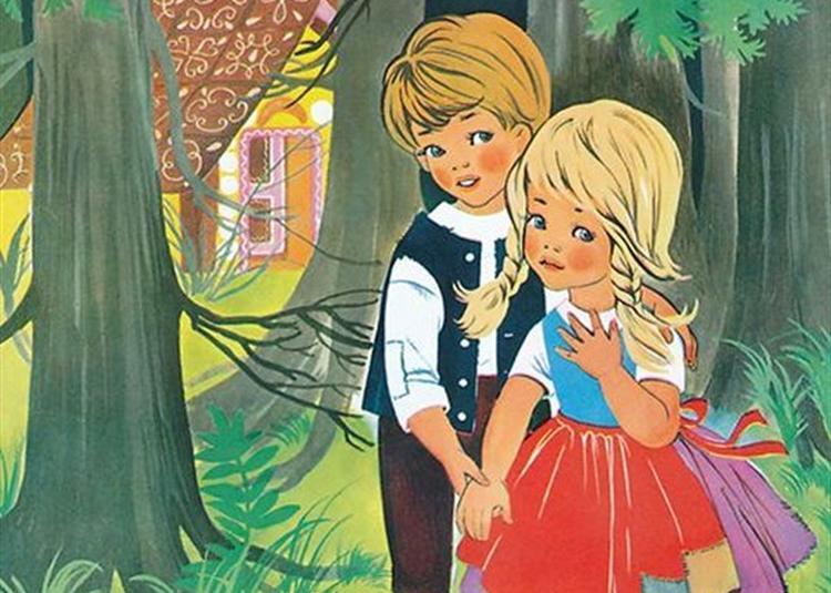 Hänsel Et Gretel à Nivelle