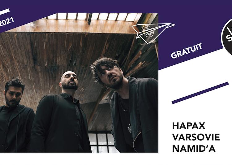 Hapax - Varsovie - Namid'A à Paris 12ème