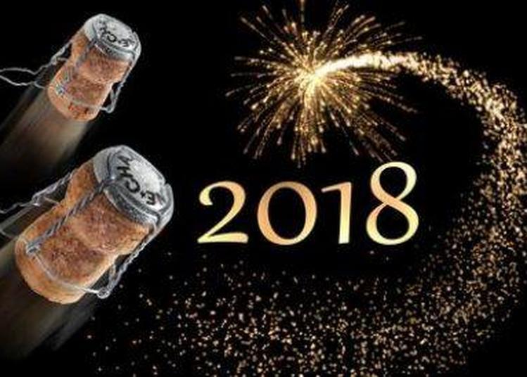 Happy New Year Sherwood 2018 à Paris 2ème