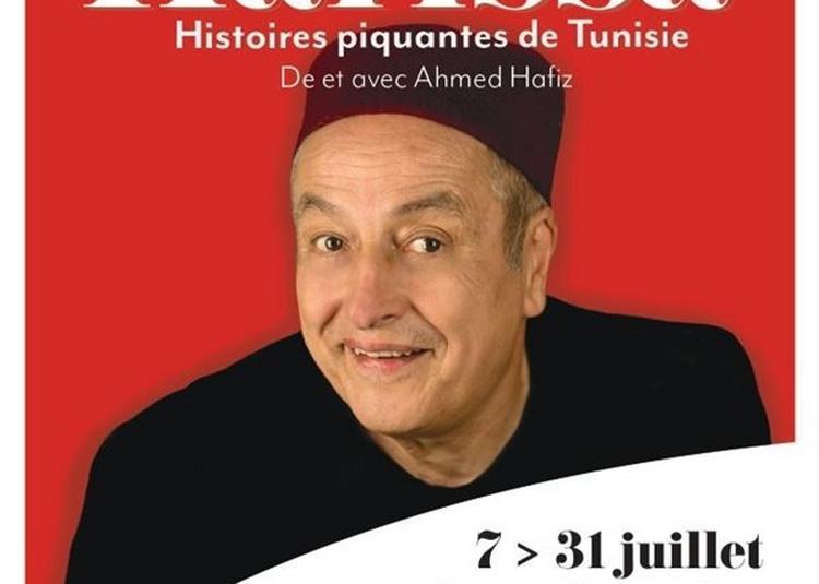 Harissa, Histoires Piquantes De Tunisie à Avignon