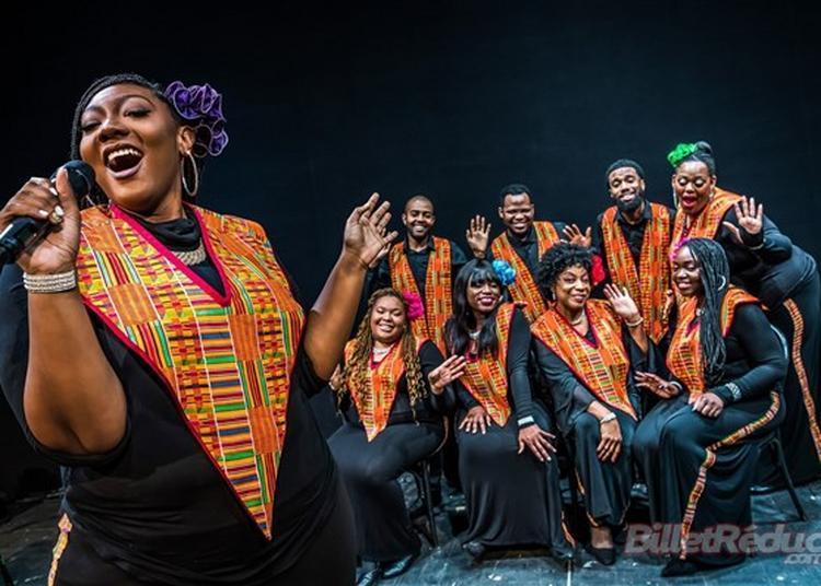 Harlem Gospel Choir à Crosne
