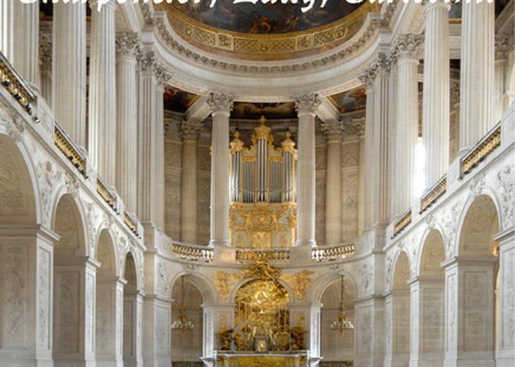 Harmonies sacrées au temps de Louis XIV : oeuvres de Charpentier, Lully, Carissimi à Amiens