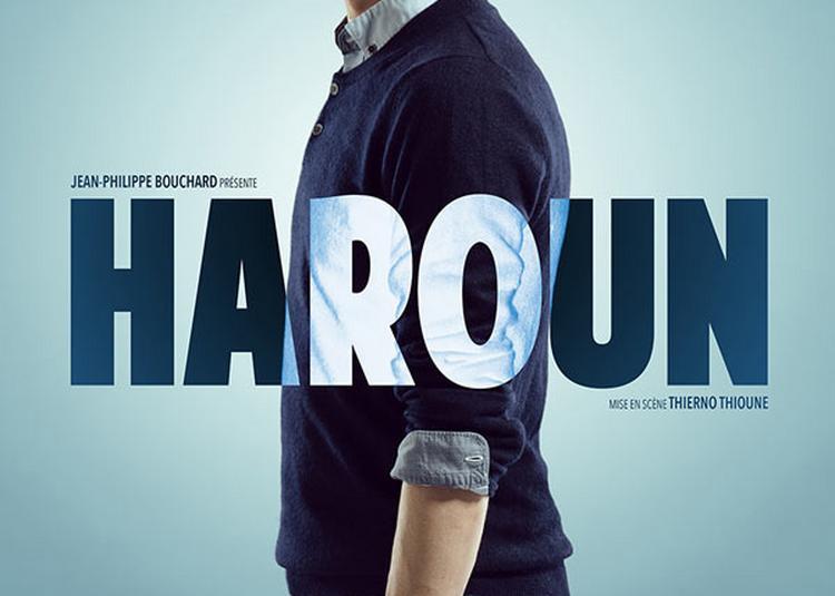 Haroun à Les Pavillons Sous Bois