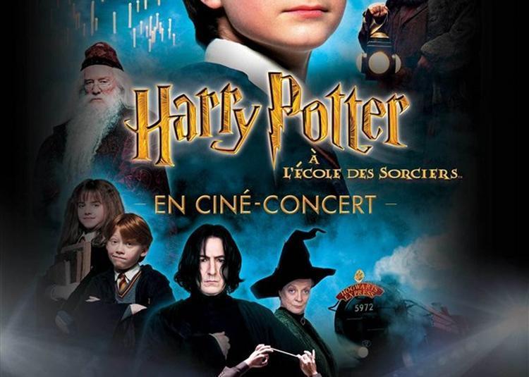 Harry Potter à L'école Des Sorciers : Ciné Concert à Dijon