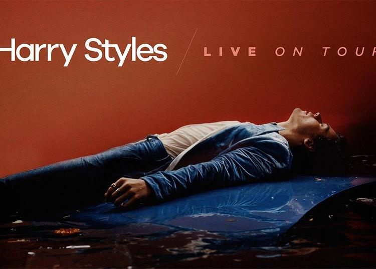 Harry Styles à Paris 12ème