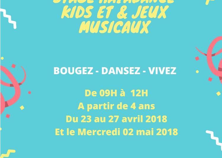 Hayadance & Jeux Musicaux à Vandoeuvre les Nancy
