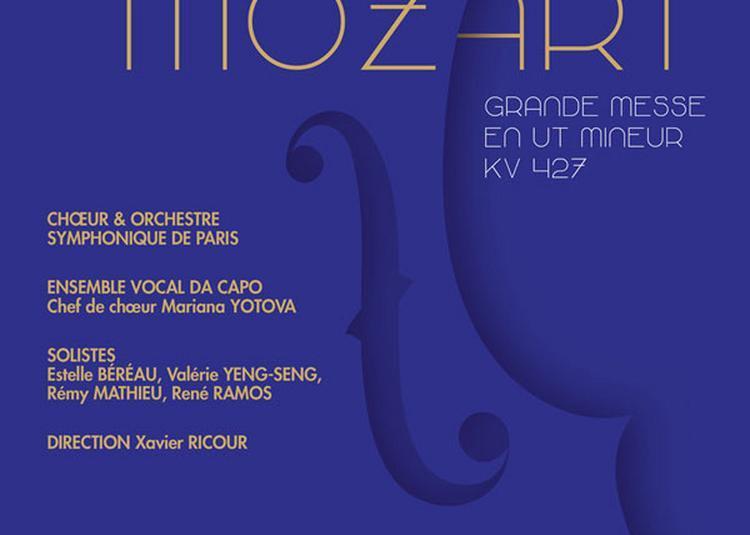 Haydn - Mozart à Paris 17ème
