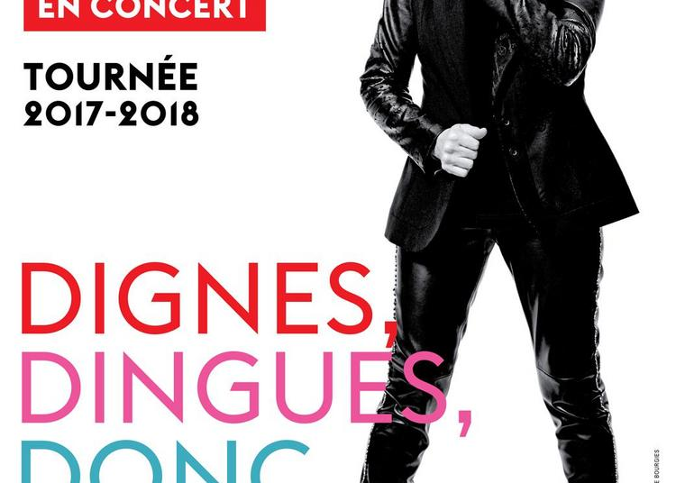 Véronique Sanson - Dignes, Dingues, Donc... à Tours