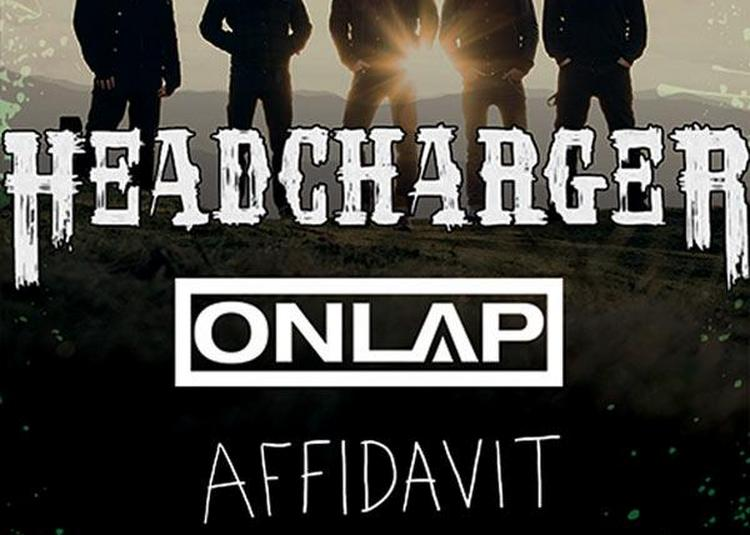 Headcharger + Onlap + Affidavit à Paris 13ème