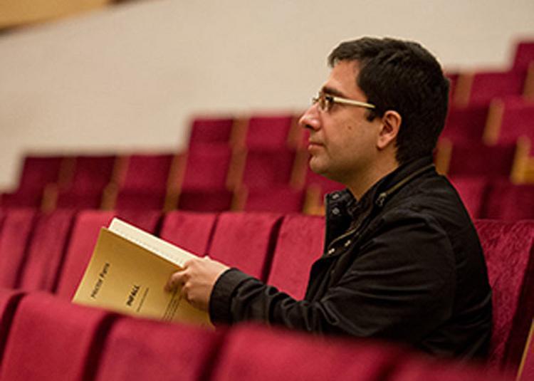 Hector Parra à Lille