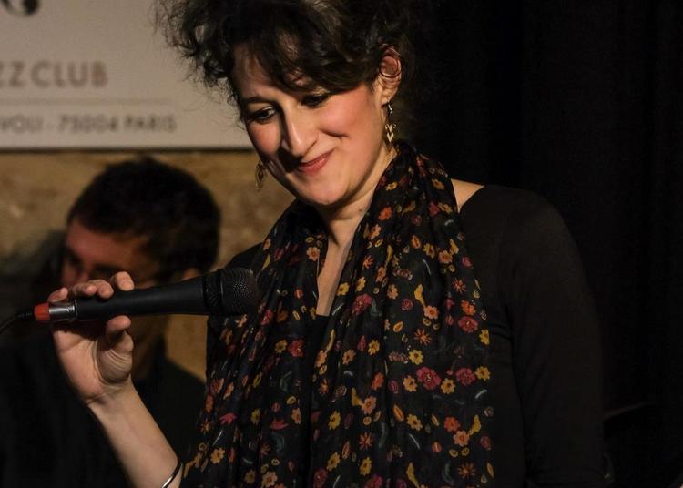 Hélène Makki - Hommage Au Jazz Ladies (d'ella Fitzgerald À Blossom Dearie) à Paris 4ème