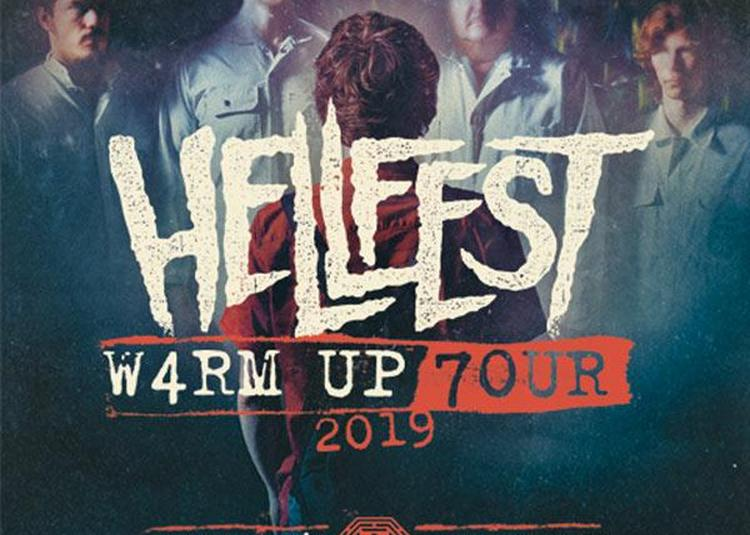 Hellfest : W4rm Up 7our 2k19 à Brest