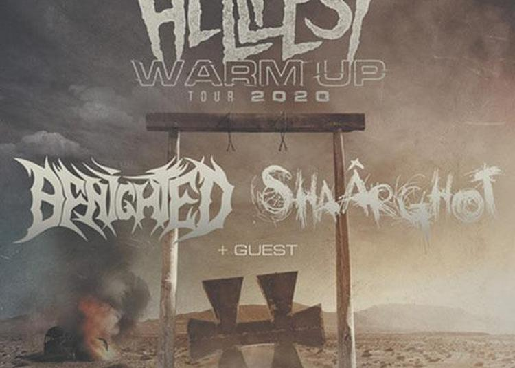 Hellfest Warm Up Tour 2020 à Lyon