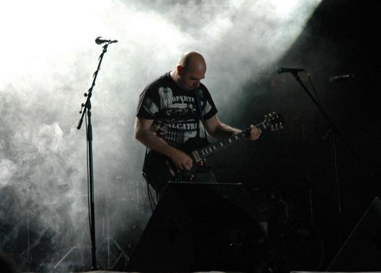 Hellfest Warm Up Tour 2020 à Rennes