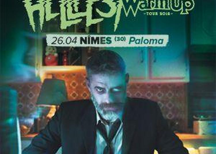 Hellfest Warm Up Tour 2k18 : You Can't Control It à Nimes