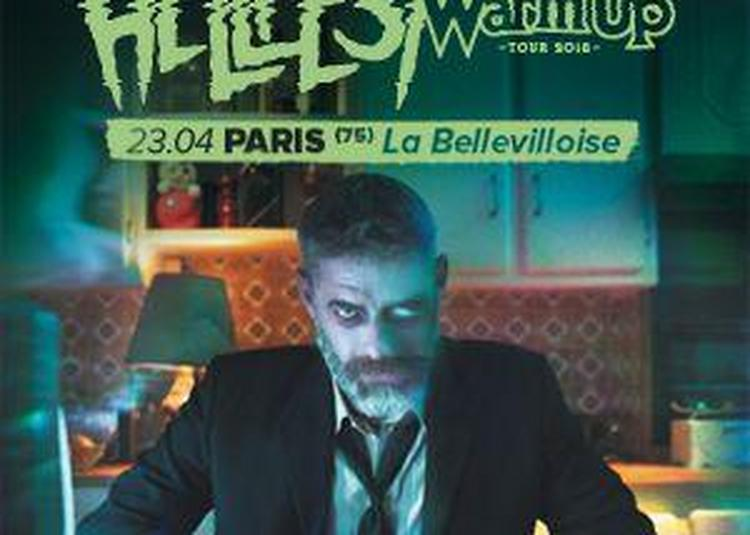 Hellfest Warm Up Tour 2k18 : You Can't Control It à Paris 20ème
