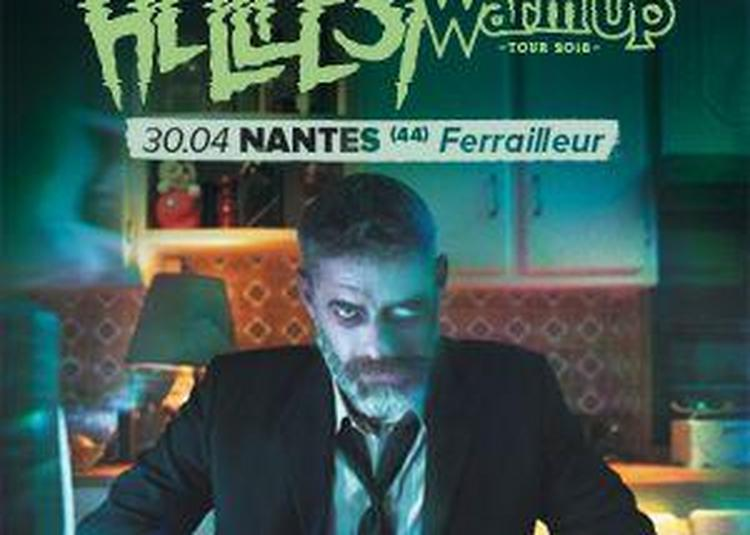 Hellfest Warm Up Tour 2k18 : You Can't Control It à Nantes