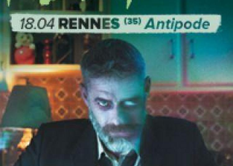 Hellfest Warm Up Tour 2k18 : You Can't Control It à Rennes