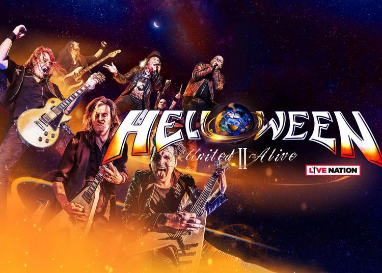 Helloween à Paris 9ème